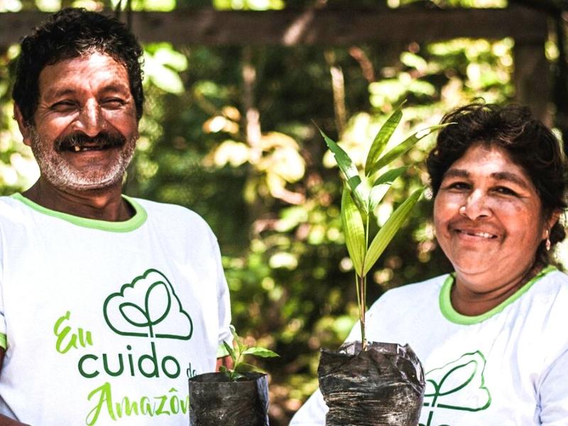 Com Carbono Neutro do Idesam, empresas neutralizam suas emissões de gases